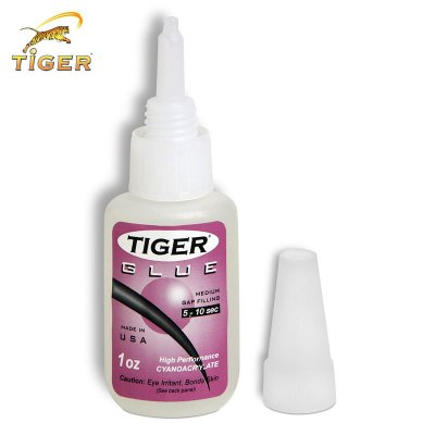 Клей для наклеек Tiger Insta-Cure Tip Glue 30мл