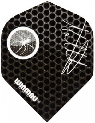 Оперения Winmau Rhino Long Life (6905.109) Mark Webster